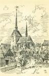 Festgottesdienst mit Einweihung des restaurierten  barocken Taufständers