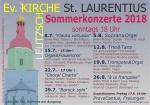 Leutzscher Sommerkonzerte 2018